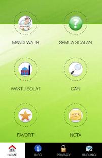 CARA MANDI WAJIB YANG LENGKAP- screenshot thumbnail