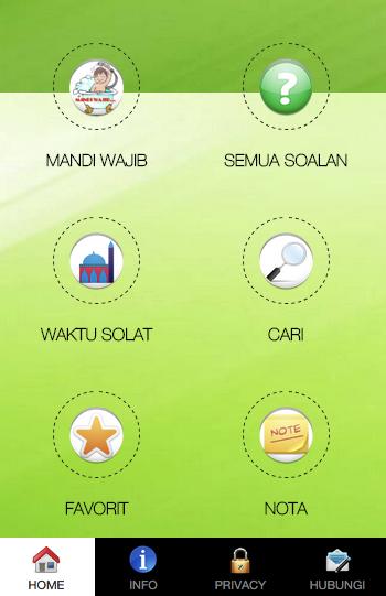 CARA MANDI WAJIB YANG LENGKAP- screenshot