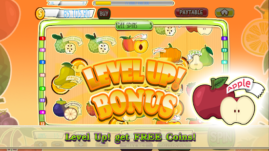 Amazing Fancy Fruit slots screenshot
