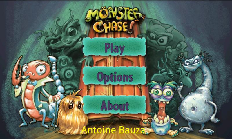 Monster Chase- screenshot