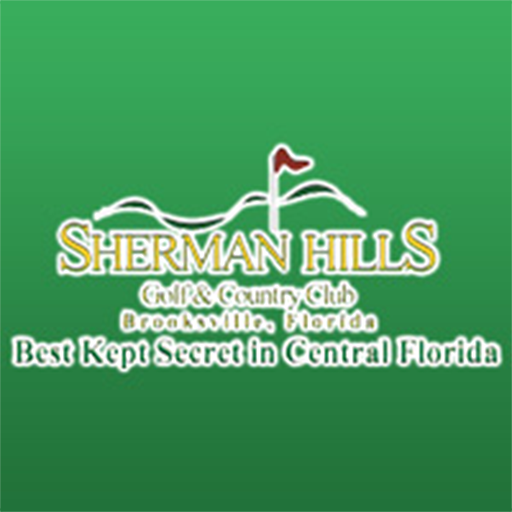 Sherman Hills Golf Club 運動 LOGO-玩APPs