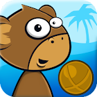Monkey Kick Off -FREE Fun Game 1.4.4
