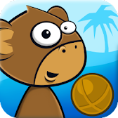 Monkey Kick Off -FREE fun game APK Icon