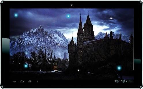 Gothic Castle Live Wallpaper