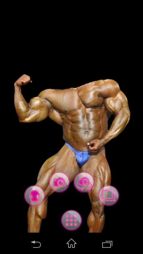 Body Building Men Fashion- screenshot