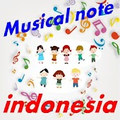 MUSICAL NOTE INDONESIA