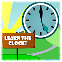 CanonClock - Learn the clock icon