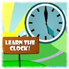 CanonClock - Learn the clock icon