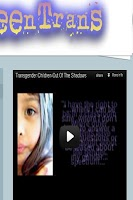 Screenshot of Teen Transgender