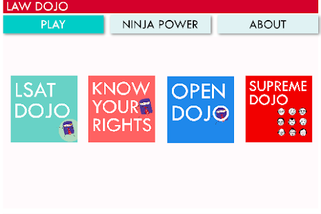 Law Dojo: Know Your Rights - screenshot thumbnail