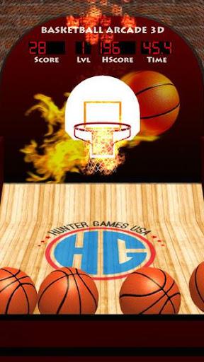 Arcade Basketball 3D Lite