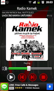 Radio Kamek- screenshot thumbnail