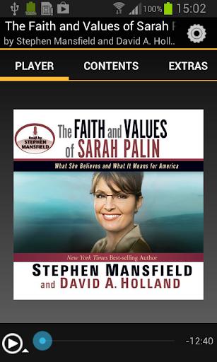 Faith and Values of S. Palin