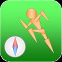 JogRecorder ジョギング・ランニング記録アプリ icon