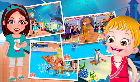 Baby Hazel Dolphin Tour 6 screenshot 641341
