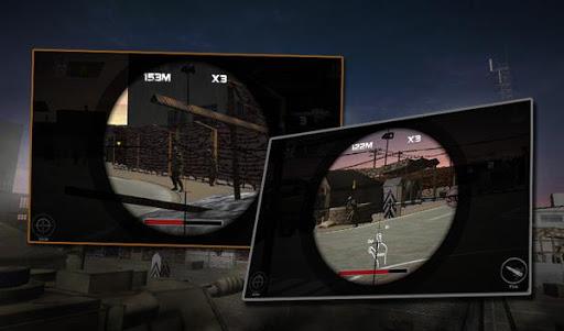 狙擊復仇刺客 3D