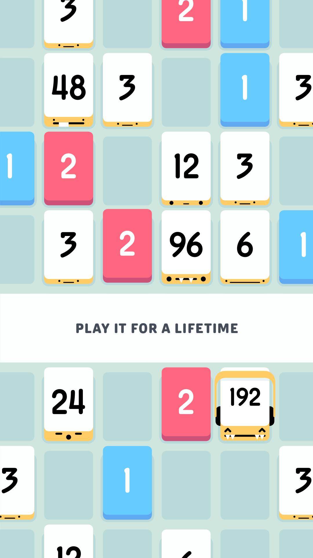 Threes! screenshot #5