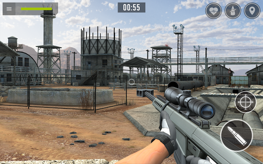 Sniper Arena: Killer Contract v0.5.1 APK+DATA (Mod)