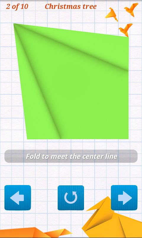 How to Make Origami - screenshot