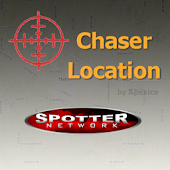 Chaser Location Updater App