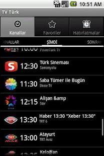 TV Turk - screenshot thumbnail