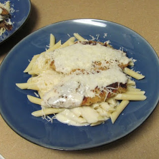 Olive Garden Parmesan Crusted Chicken