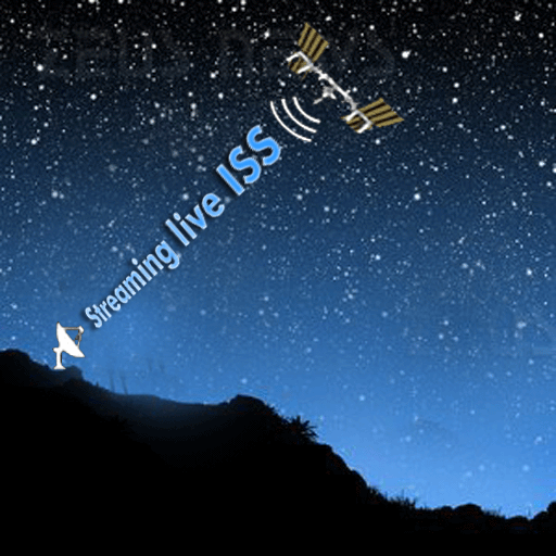 Streaming live ISS