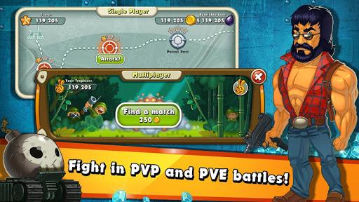 Jungle Heat: War of Clans 2.0.17 screenshots 3
