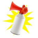 Air Horn FREE logo