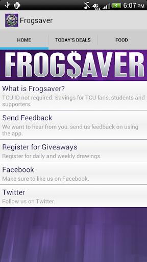 FrogSaver