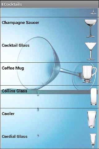 Cocktails Recipes- screenshot