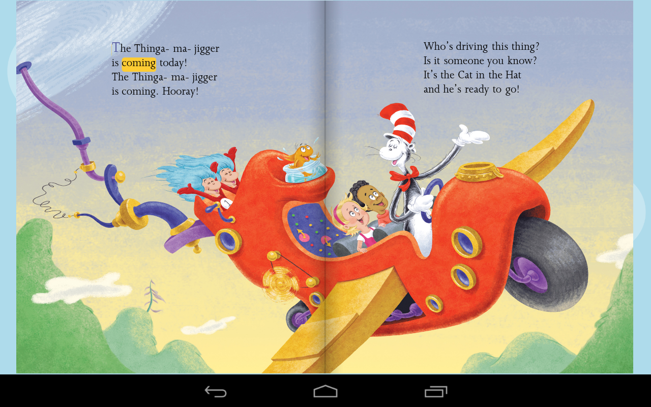 MeeGenius Children's Books - screenshot