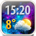 Magic Weather Clock Widget icon