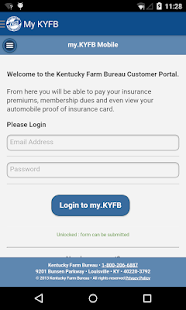 Kentucky Farm Bureau - screenshot thumbnail