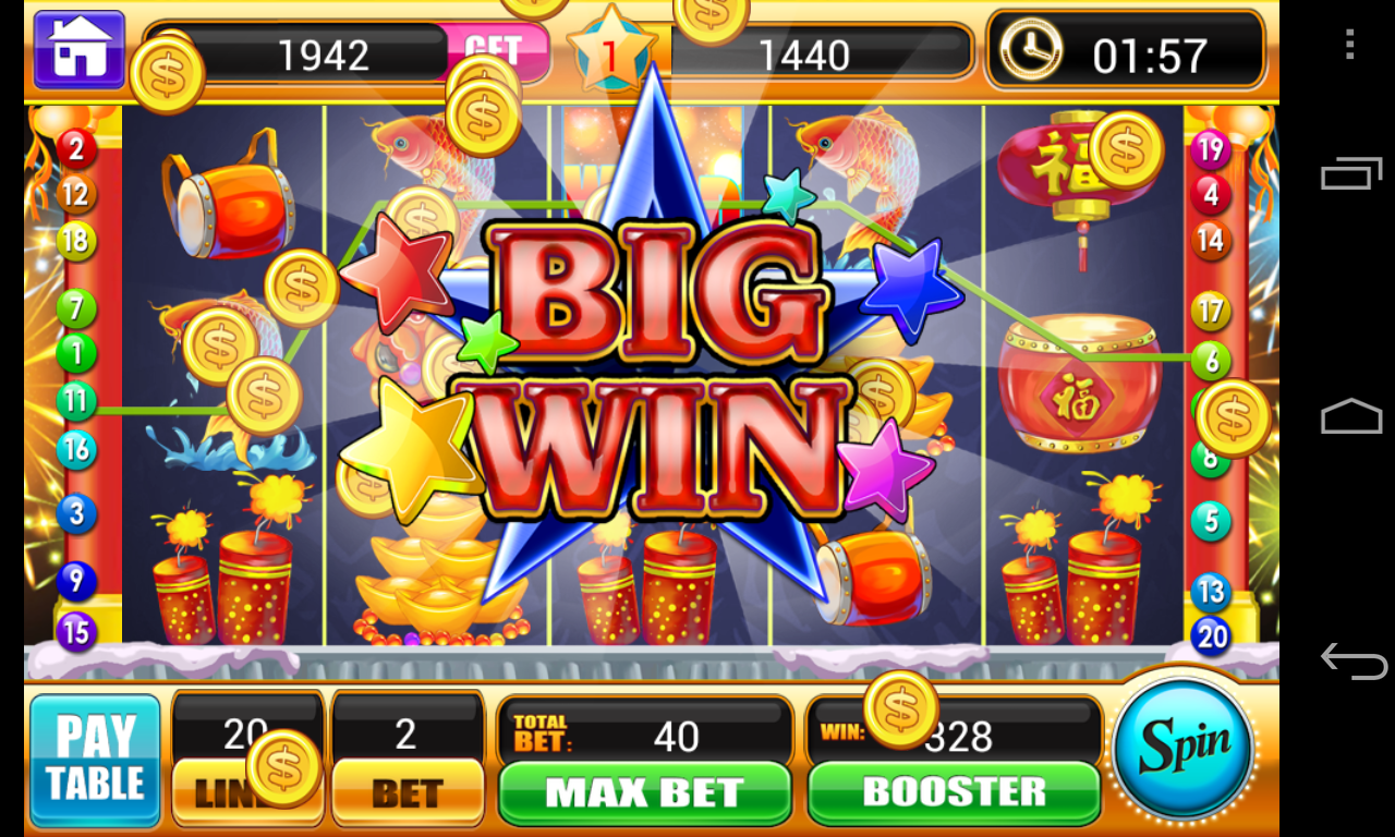 Free games slot machine new