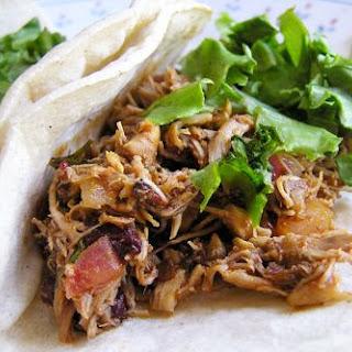 Chipotle Chicken Salad Tacos