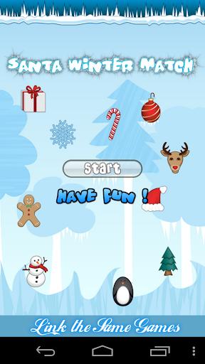 Santa Winter Match