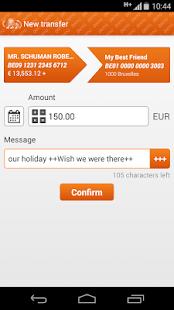 ING Smart Banking - screenshot thumbnail