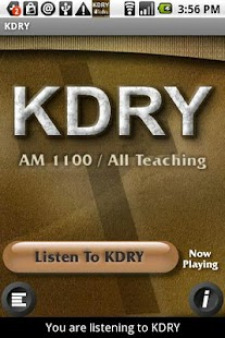 Christian Radio KDRY AM 1100 - screenshot thumbnail