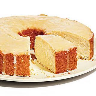 Grapefruit Pound Cake.