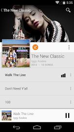 Google Play Music Screenshot 2