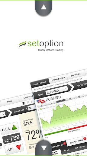 SetOption - Binary Options