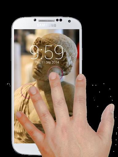 Lockki - Lock screen