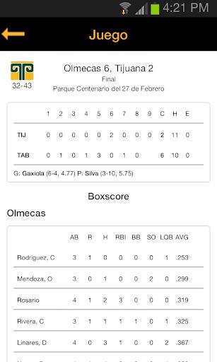 【免費運動App】Olmecas Tabasco-APP點子