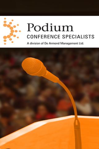 Podium Conferences Events