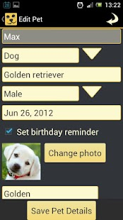 Pet Pal - Pet Health Organizer - screenshot thumbnail