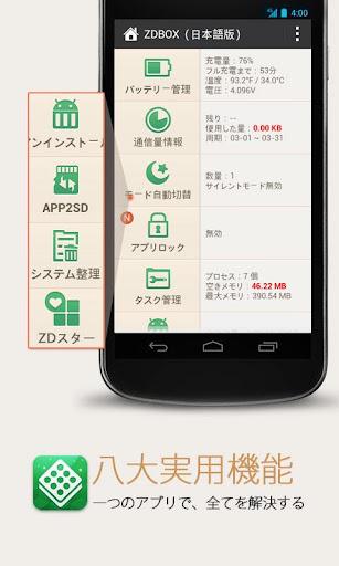 ZDBOX(Japan)