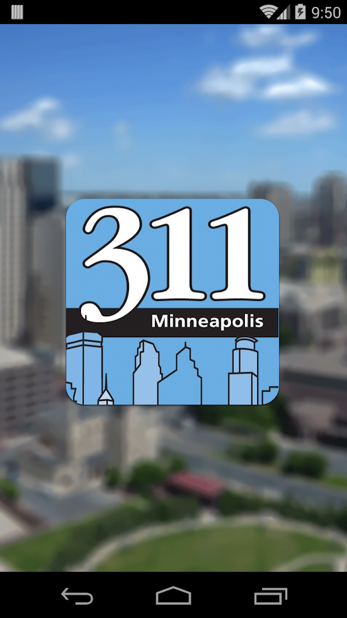 Minneapolis 311 - screenshot