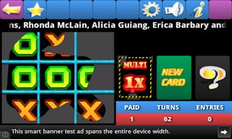 Screenshot of Just Win! Gift Card Giveaway!