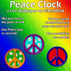 Peace Clock Pack Live icon